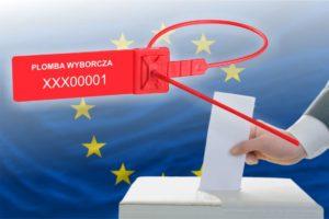 Plomby Wyborcze, Strunowe (Zaciskowe)