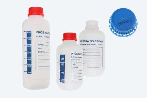 Butelki plombowane