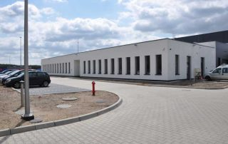 Nowa siedziba firmy BOTT - luty 2020